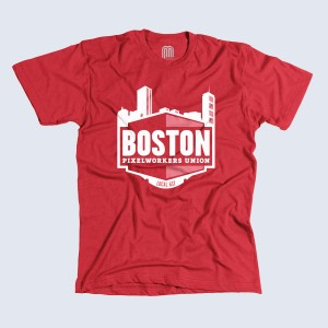 Boston by Mat Marquis
